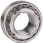 Tapered bore spherical roller bearing