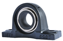 Mounted Carbon Sleeve Bearing